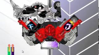 Kamen Rider W Driver FlashGame In The Description-