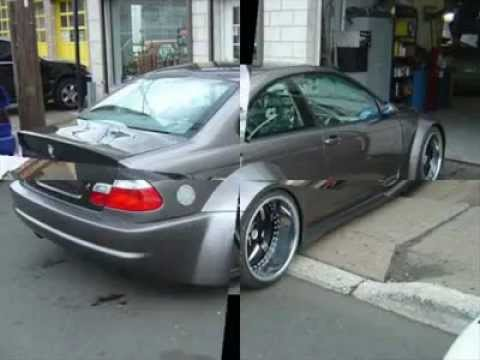 BMW E46 M3 GTR - Modified - YouTube