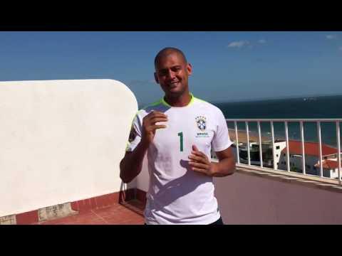 Titular absoluto da seleção brasileira, o goleiro Mão retorna ao Corinthians para a disputa do Campeonato Paulista de Beach Soccer 2017