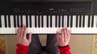 Curso De Acordes Para Piano. Clase 4. Cómo Tocar