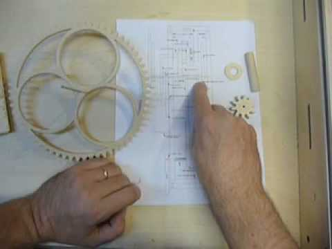 Free Wooden Gear Clock Plans Pdf