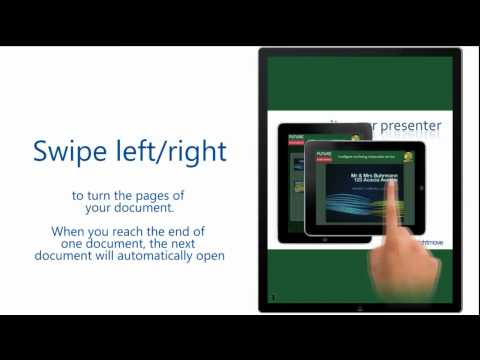 Rightmove Presenter Training - Using the presenter