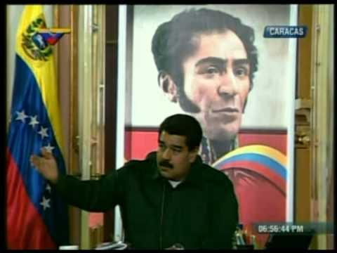 Respuesta de Maduro a Ledezma
