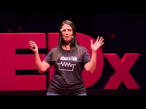 Resistance is futile: Cecilia Abadie at TEDxOrangeCoast
