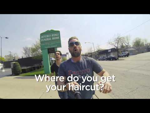 Friday Giveaway 05.03.13 (Haircut - Part 1)