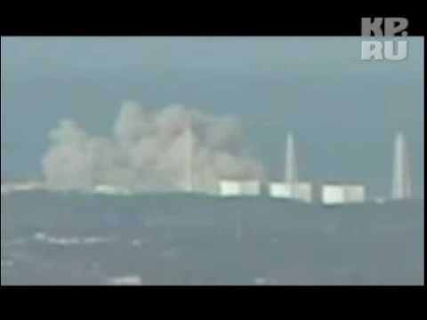 """Япония: взрыв на АЭС """"Фукусима-1"""""""