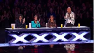 America's Got Talent 2014 Auditions Ray Jessel