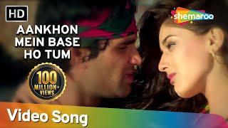 Aankhon Mein Base Ho Tum - Abhijeet - Full HD