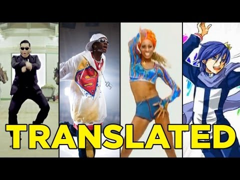 Translating Dance Songs