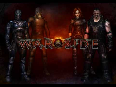 Главная музыкальная тема проекта WARSIDE