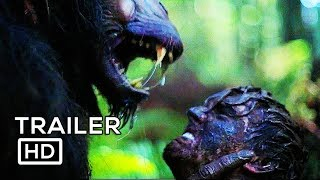 PRIMAL RAGE Official Trailer #2 (2018) Horror Movie HD