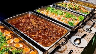 What You Should Really Know Before Eating At A Buffet