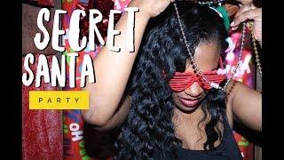Kandi Koated Secret Santa Party!