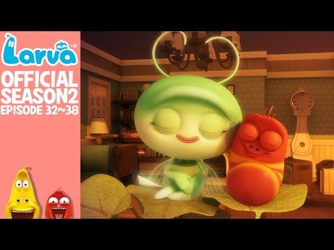 [Official] LARVA- Season 2 Episode 32 ~ 38