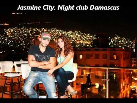 Nightclub Beautiful young Syrians in Z Bar - حفلات شباب و صبايا سوريا