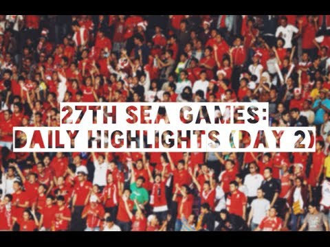 27th SEA Games: Daily Highlights (Day 2)