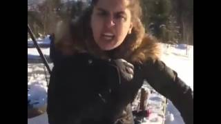 بالفيديو.. فتاة مغربية مشات للنرويج وندمات | زووم