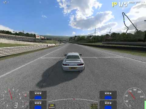 Jogos Leves a pc Fraco #1 - Live For Speed