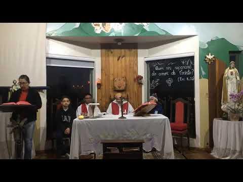 Santa Missa | 14.08.2020 | Sexta-feira | Padre José Sometti | ANSPAZ