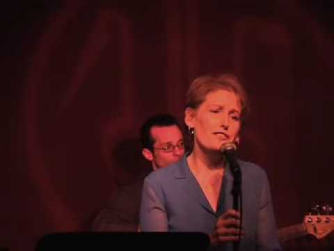Liz Callaway sings Scott Alans GOODNIGHT - Live @ Birdland