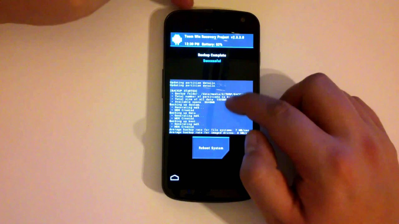 File recovery in galaxy s3