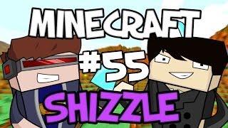 MINECRAFT SHIZZLE - Part 55: STARBUCKS ANYONE?