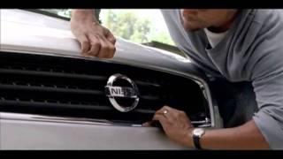 Реклама Nissan Maxima 2011