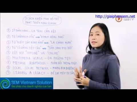 [Video] Phát triển kinh doanh nhờ mạng xã hội _ 9 cách bạn nên biết!