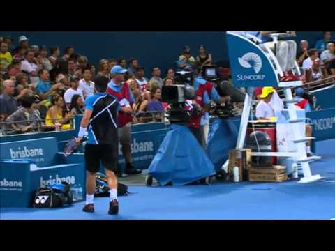 Hewitt v Kokkinakis - Full Match Men's Singles Round 1: Brisbane International 2014