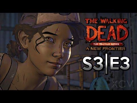 The Walking Dead Season 3 · FULL Episode 3: 'Above the Law' Gameplay Walkthrough + ENDING