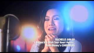Watch: Rachelle Ann Go sings theme for new 'Cinderella' film
