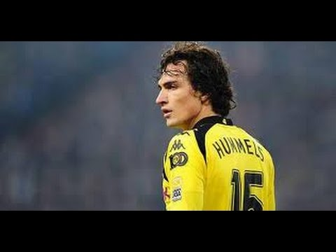 Mats Hummels - Welcome to Manchester United | Skills & Goals 2014