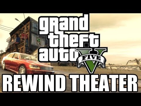 IGN Rewind Theater - Grand Theft Auto V Trailer Analysis