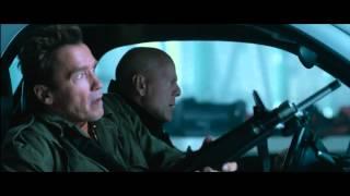 Os Mercenarios 2 Smart Car [HD]