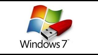 ¿Cómo Crear Una Memoria USB Booteable Con Windows 7