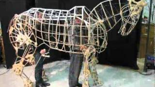 TED Talk: Handspring Puppet Co.: The genius puppetry behind War Horse