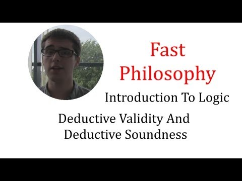 validity and soundness Validity and soundness examples - university of houston.