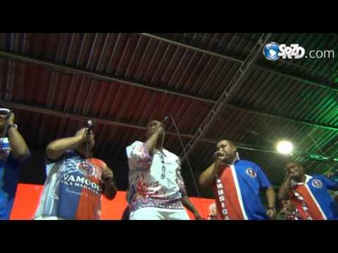 SRZD-Carnaval/SP: Pérola Negra na festa de lançamento do CD Carnaval SP 2014