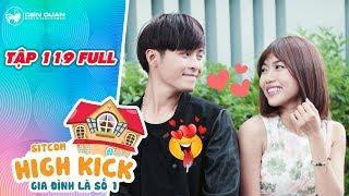 Gia đình là số 1 sitcom | tập 119 full: Đức Mẫn có cơ hội hẹn hò cùng cô Diệu Hiền vì đạt điểm cao
