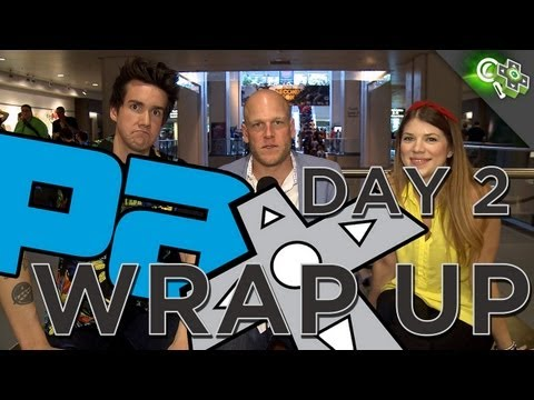 Dragon Age Inquisition, Tearaway, Super TIME Force, and more! PAX Day 2 WRAP UP
