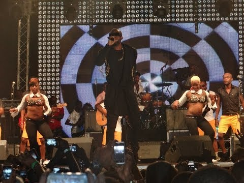 Fally Ipupa - SEBEN live Abidjan 2013 ( Power Tour )  PLEIN