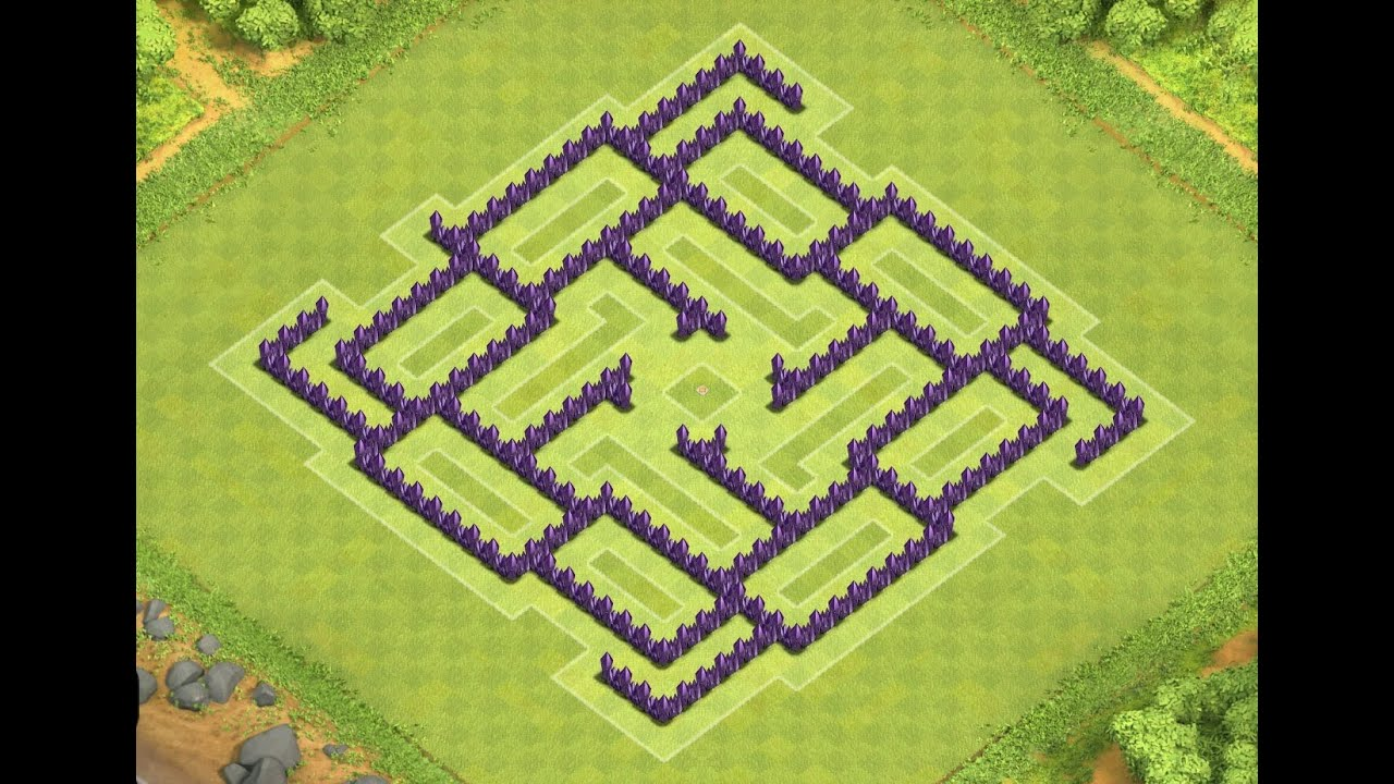 Of clans best defense town hall 7 2017 2018 best cars reviews