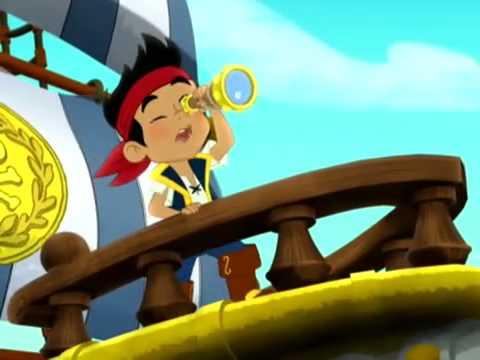 Jake and the Neverland Pirates - Disney Junior