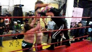 [All Killer 27] Danny Cannon's Beyond Wrestling Debut
