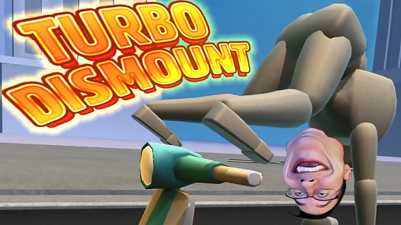... Turbo Dismount, Secret Exit's follow-up title to their absurd and