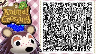 Animal Crossing: New Leaf QR Bazaar (Nintendo 3DS