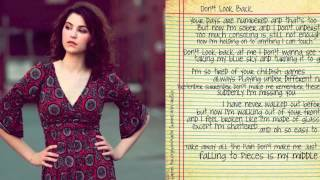 Celeste Buckingham - Dont Look Back