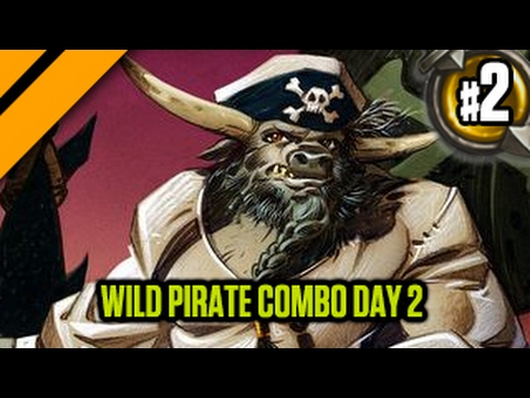 Day[9] Hearthstone Decktacular #302 - Wild Pirate Combo Day 2 P2