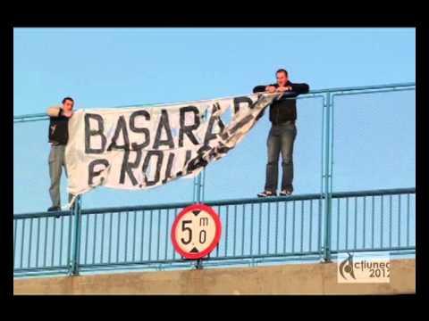 Bannere pe autostrada București-Constanţa