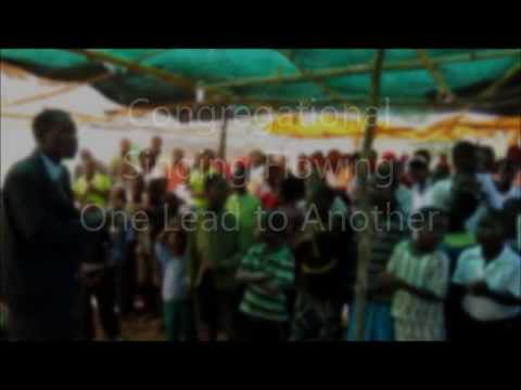 Malawi Congregational Singing - Flowing From One Lead to Another